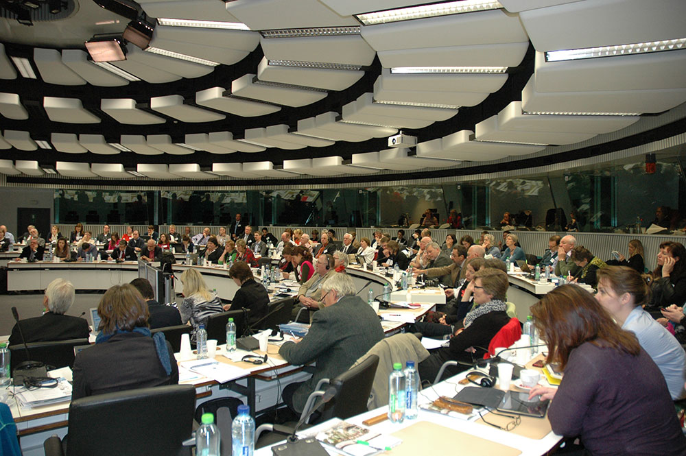 European Rural Parliament, Brussels 13 November 2013